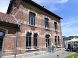 Tramstation buurtlijn Overijse-Groenendaal