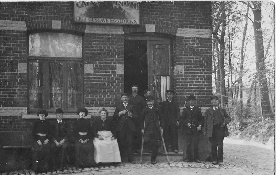 Café Chez Gustave Eggerickx