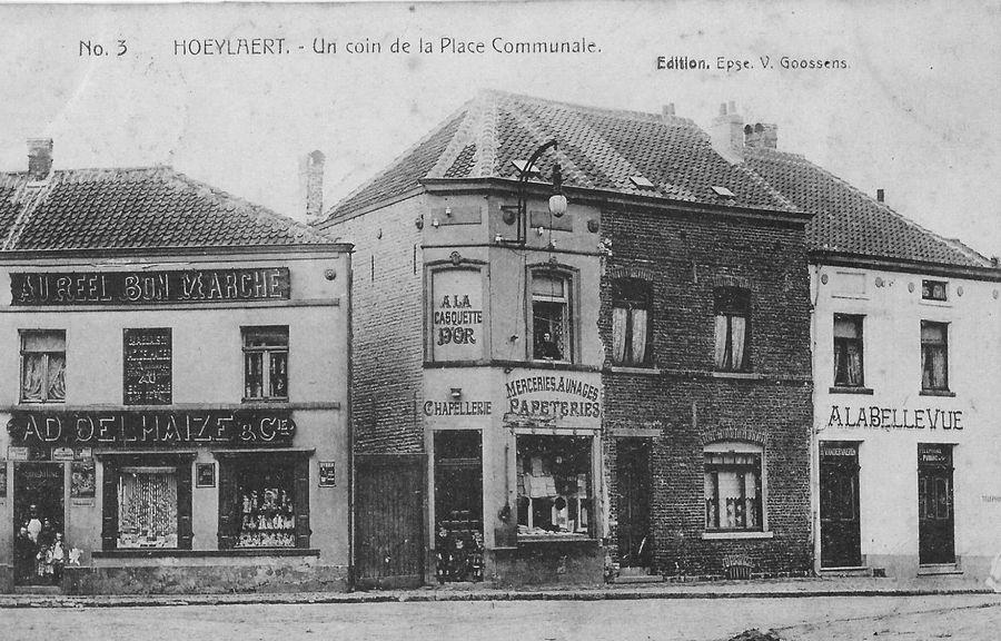 Gemeenteplein Delhaize