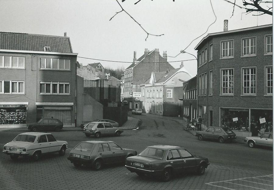 Gemeenteplein Felix Sohiestraat