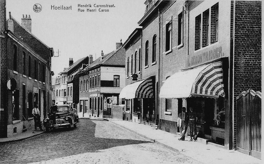 Henri Caronstraat