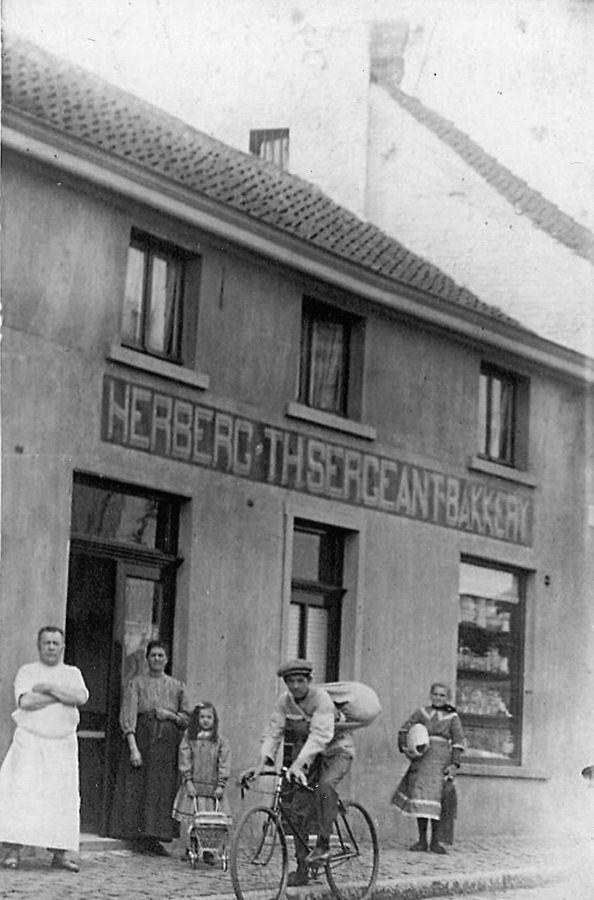 Henri Caronstraat bakkerij Sergeant