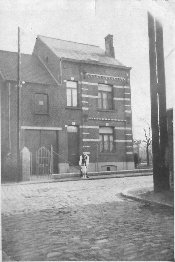 Kapelstraat Vanderperren Raymond Lauwers molenstraat