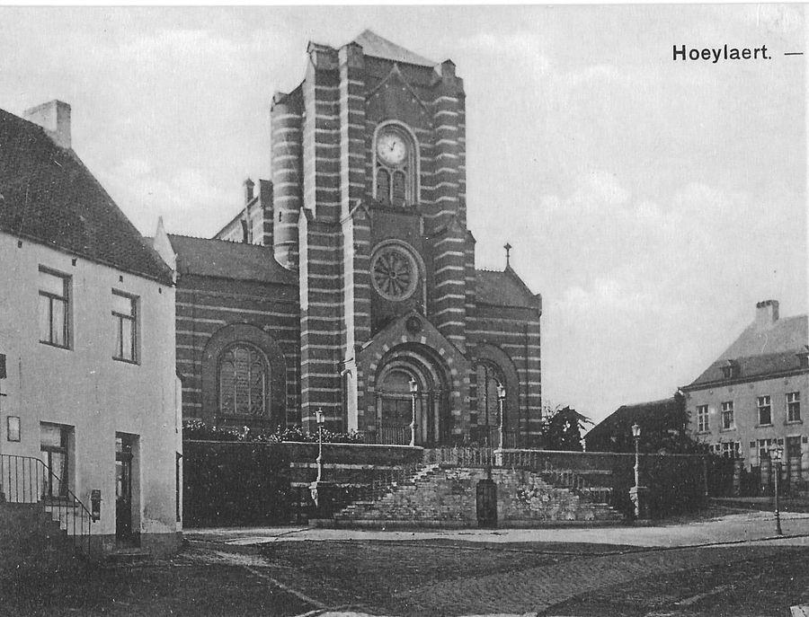 Kerk met Schepenhuis
