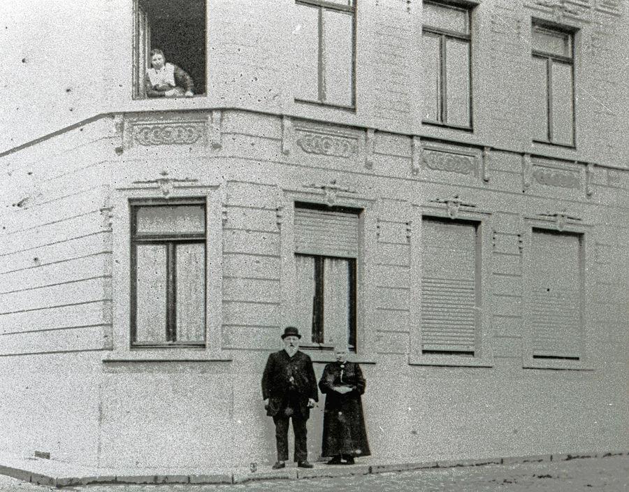 Kerkstraat - Tiske Wit