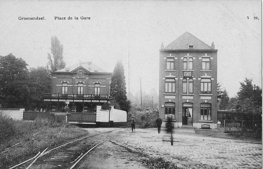 Station Groenendaal