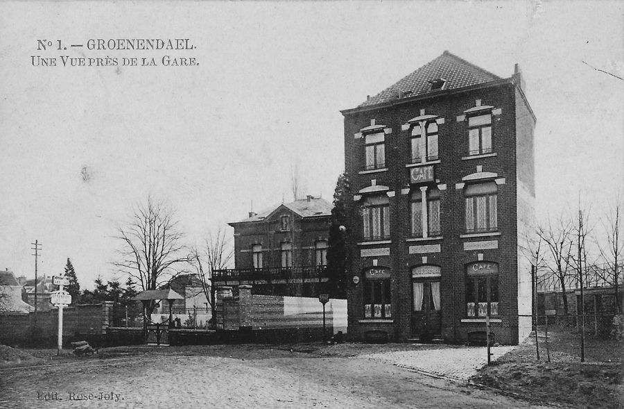 Station Groenendaal