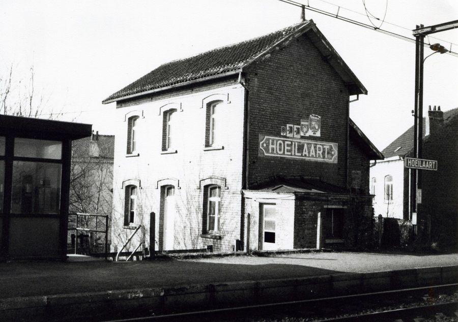 Station Hoeilaart